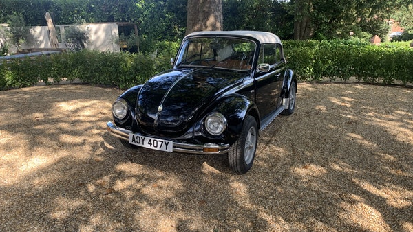1975 VW Karmann 1303 Beetle Convertible For Sale (picture 14 of 51)