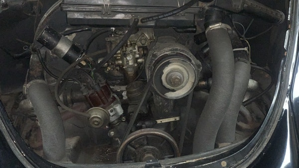 1975 VW Karmann 1303 Beetle Convertible For Sale (picture 51 of 51)