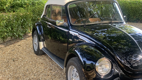 1975 VW Karmann 1303 Beetle Convertible For Sale (picture 10 of 51)