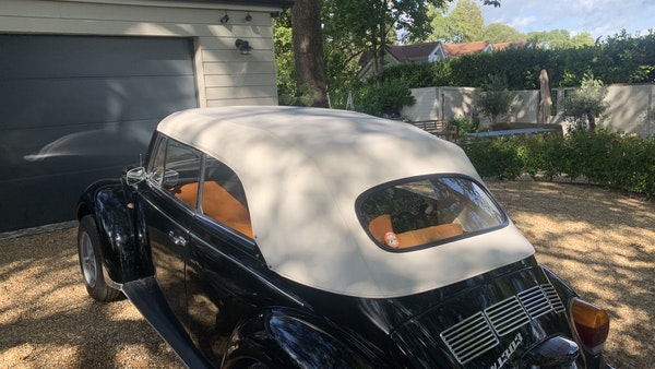 1975 VW Karmann 1303 Beetle Convertible For Sale (picture 21 of 51)