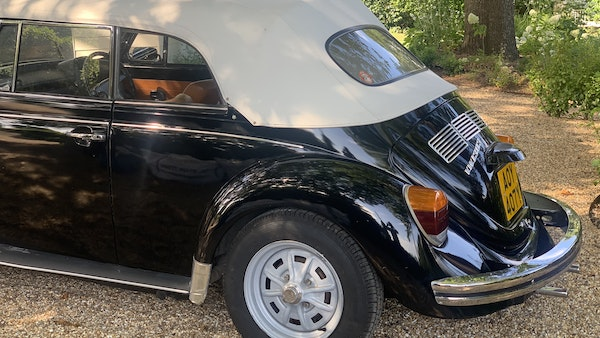 1975 VW Karmann 1303 Beetle Convertible For Sale (picture 42 of 51)