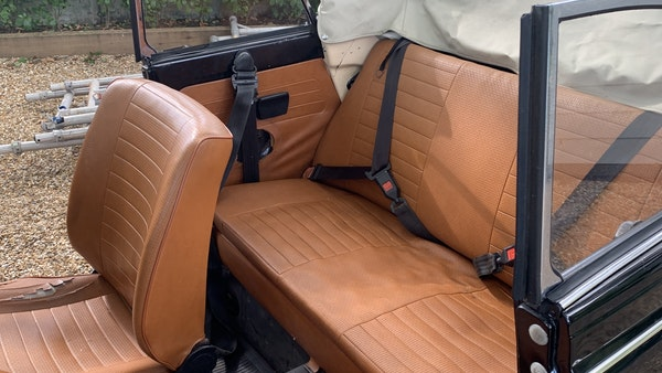 1975 VW Karmann 1303 Beetle Convertible For Sale (picture 36 of 51)