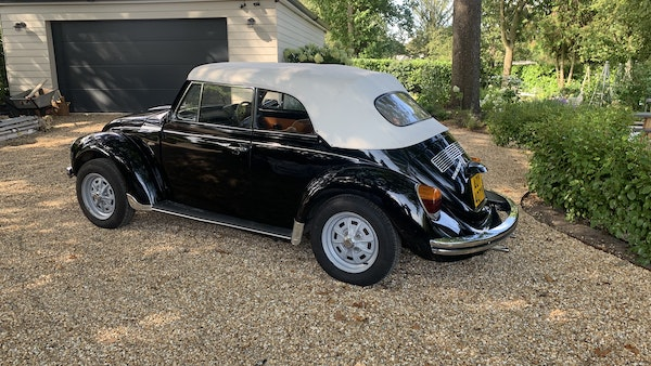 1975 VW Karmann 1303 Beetle Convertible For Sale (picture 23 of 51)