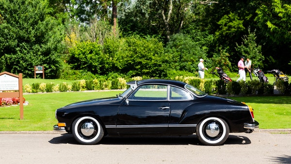 1972 VW Karmann Ghia For Sale (picture 43 of 112)