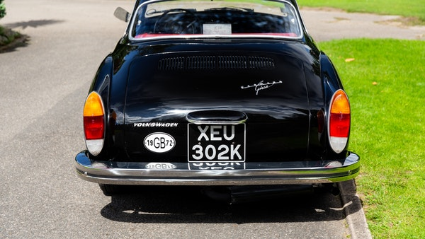 1972 VW Karmann Ghia For Sale (picture 76 of 112)