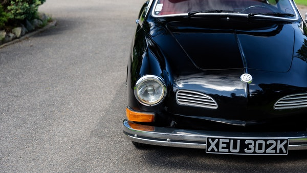 1972 VW Karmann Ghia For Sale (picture 52 of 112)