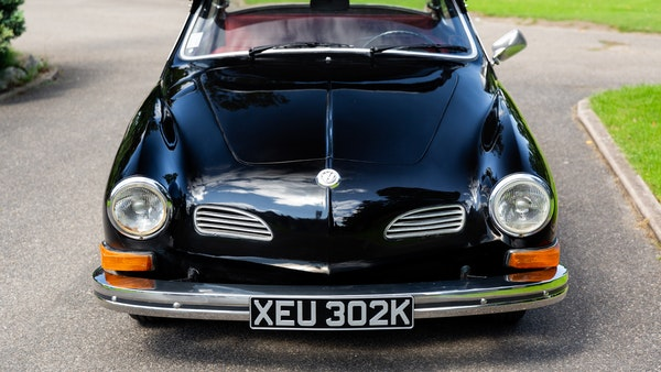 1972 VW Karmann Ghia For Sale (picture 51 of 112)