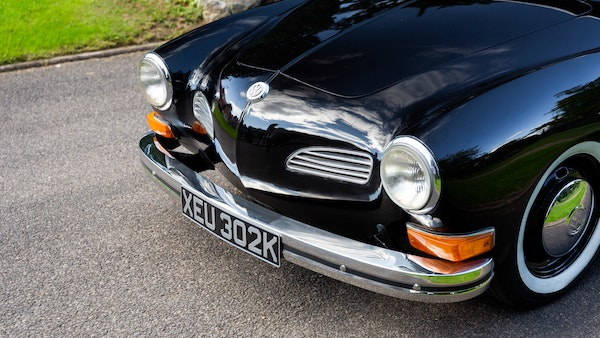 1972 VW Karmann Ghia For Sale (picture 63 of 112)