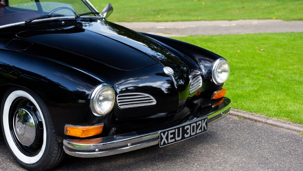 1972 VW Karmann Ghia For Sale (picture 59 of 112)
