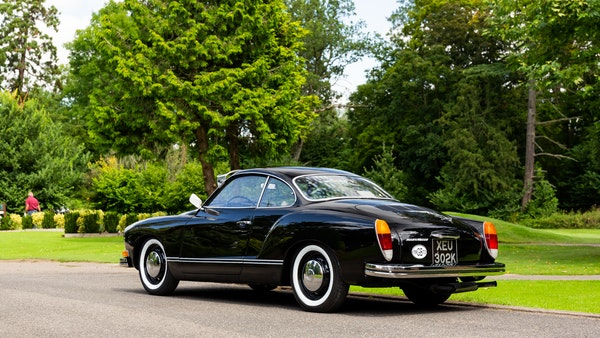 1972 VW Karmann Ghia For Sale (picture 9 of 112)