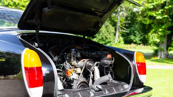 1972 VW Karmann Ghia For Sale (picture 106 of 112)