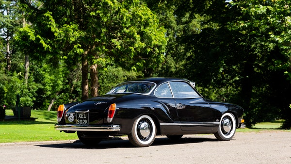 1972 VW Karmann Ghia For Sale (picture 68 of 112)