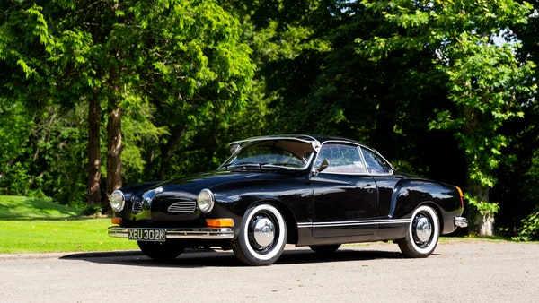 1972 VW Karmann Ghia For Sale (picture 3 of 112)