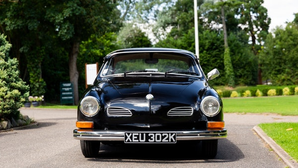 1972 VW Karmann Ghia For Sale (picture 50 of 112)