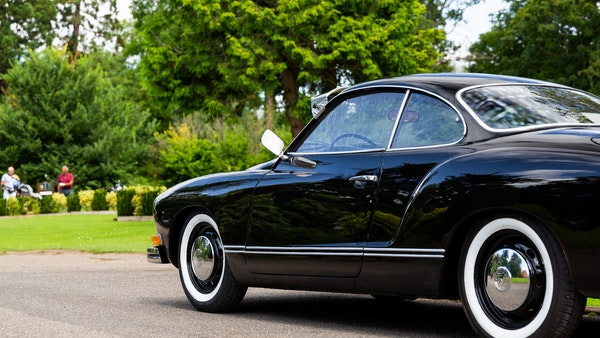 1972 VW Karmann Ghia For Sale (picture 88 of 112)