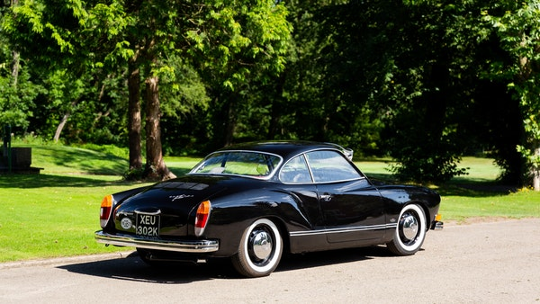 1972 VW Karmann Ghia For Sale (picture 67 of 112)