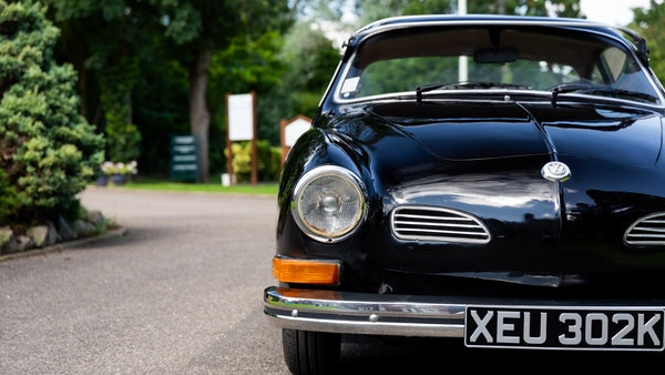 1972 VW Karmann Ghia For Sale (picture 53 of 112)