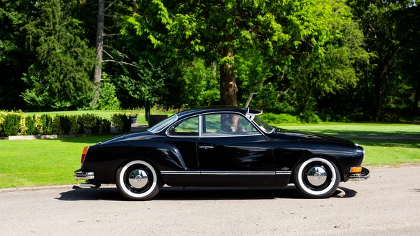 1972 VW Karmann Ghia For Sale (picture 44 of 112)