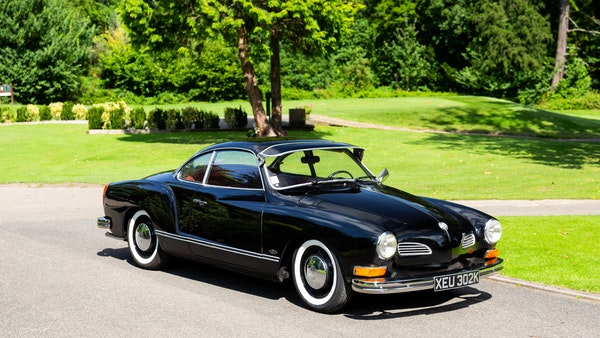 1972 VW Karmann Ghia For Sale (picture 4 of 112)