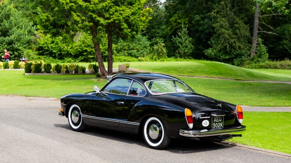 1972 VW Karmann Ghia For Sale (picture 8 of 112)