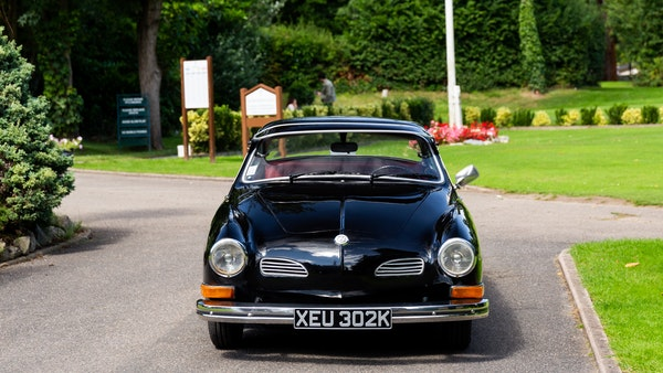 1972 VW Karmann Ghia For Sale (picture 49 of 112)