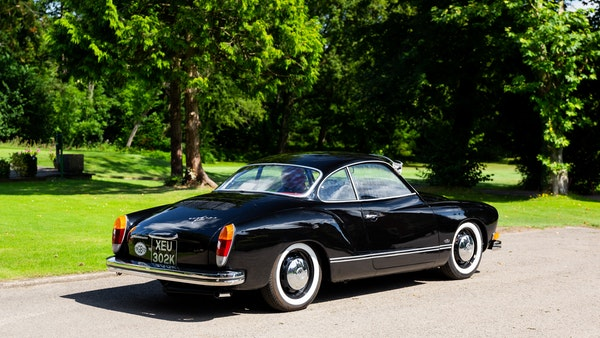 1972 VW Karmann Ghia For Sale (picture 7 of 112)