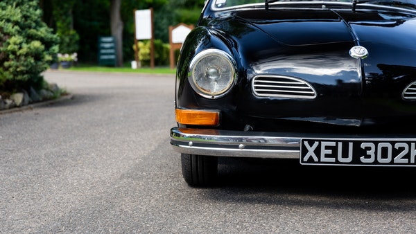 1972 VW Karmann Ghia For Sale (picture 54 of 112)