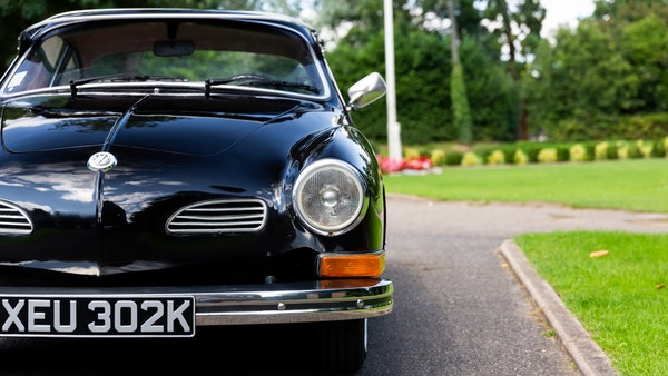 1972 VW Karmann Ghia For Sale (picture 56 of 112)