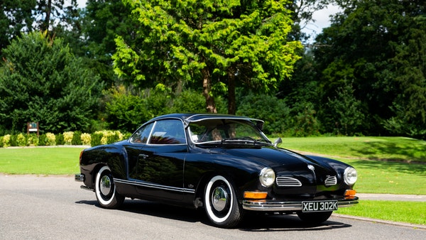 1972 VW Karmann Ghia For Sale (picture 1 of 112)