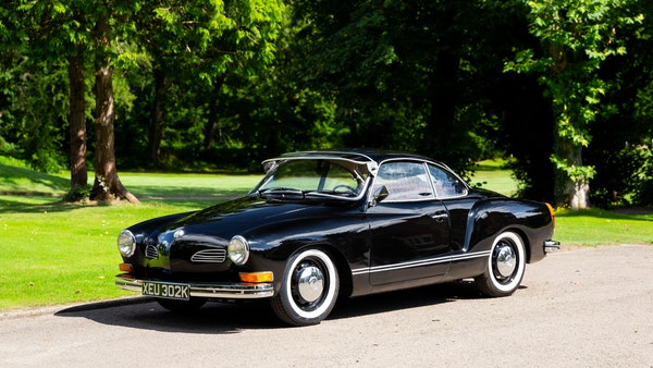 1972 VW Karmann Ghia For Sale (picture 5 of 112)