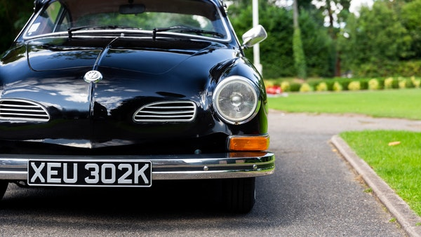 1972 VW Karmann Ghia For Sale (picture 57 of 112)