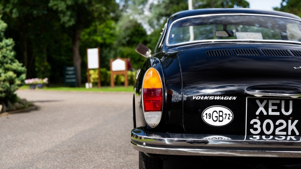 1972 VW Karmann Ghia For Sale (picture 79 of 112)