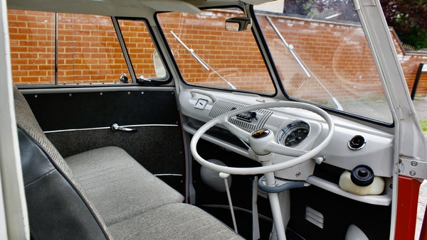 RESERVE LOWERED - 1965 Volkswagen Samba Microbus For Sale (picture 73 of 173)
