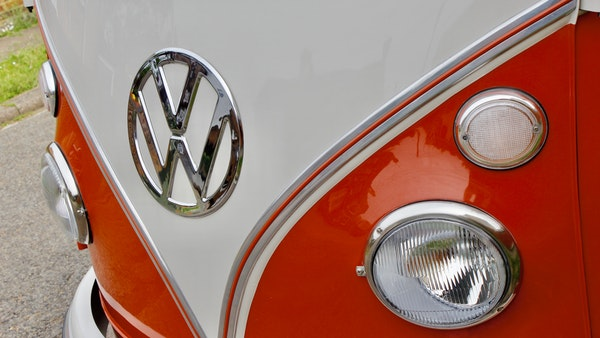 RESERVE LOWERED - 1965 Volkswagen Samba Microbus For Sale (picture 60 of 173)