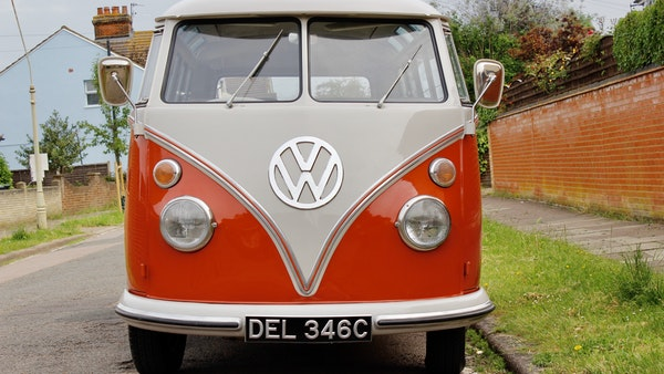 RESERVE LOWERED - 1965 Volkswagen Samba Microbus For Sale (picture 11 of 173)