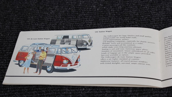 RESERVE LOWERED - 1965 Volkswagen Samba Microbus For Sale (picture 136 of 173)