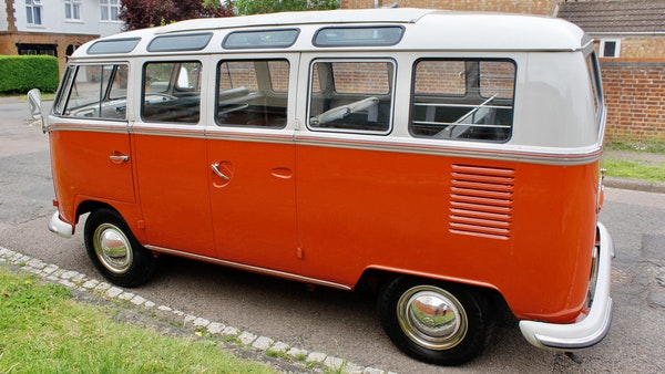 RESERVE LOWERED - 1965 Volkswagen Samba Microbus For Sale (picture 7 of 173)
