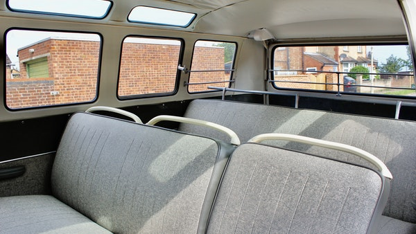 RESERVE LOWERED - 1965 Volkswagen Samba Microbus For Sale (picture 41 of 173)