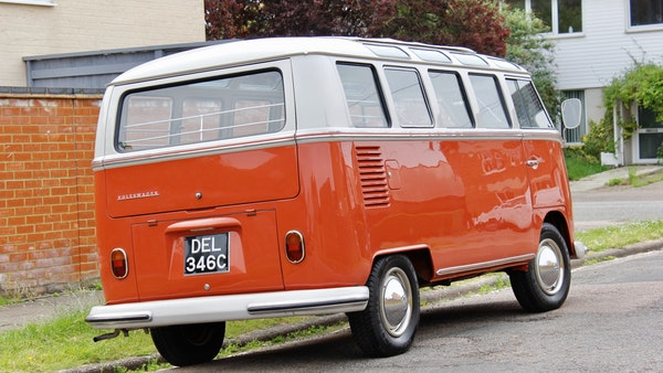 RESERVE LOWERED - 1965 Volkswagen Samba Microbus For Sale (picture 27 of 173)