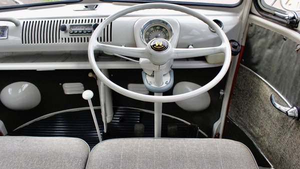 RESERVE LOWERED - 1965 Volkswagen Samba Microbus For Sale (picture 44 of 173)