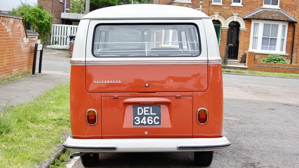 RESERVE LOWERED - 1965 Volkswagen Samba Microbus For Sale (picture 10 of 173)