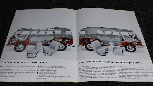 RESERVE LOWERED - 1965 Volkswagen Samba Microbus For Sale (picture 116 of 173)