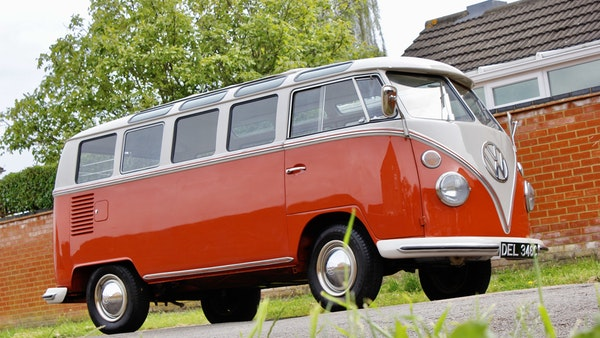 RESERVE LOWERED - 1965 Volkswagen Samba Microbus For Sale (picture 16 of 173)
