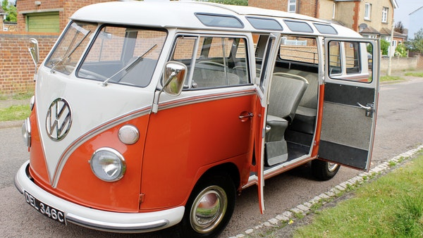 RESERVE LOWERED - 1965 Volkswagen Samba Microbus For Sale (picture 31 of 173)