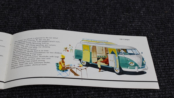 RESERVE LOWERED - 1965 Volkswagen Samba Microbus For Sale (picture 131 of 173)
