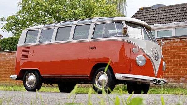 RESERVE LOWERED - 1965 Volkswagen Samba Microbus For Sale (picture 17 of 173)
