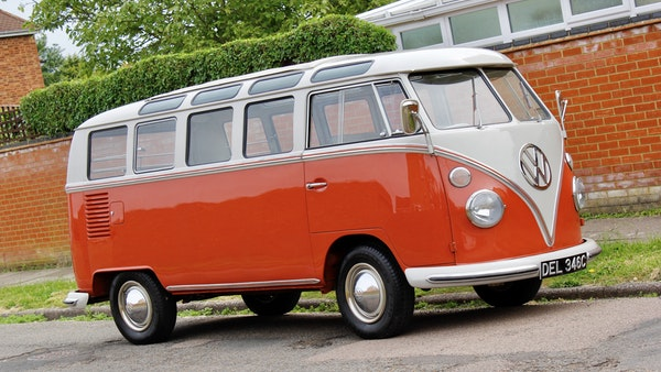 RESERVE LOWERED - 1965 Volkswagen Samba Microbus For Sale (picture 15 of 173)