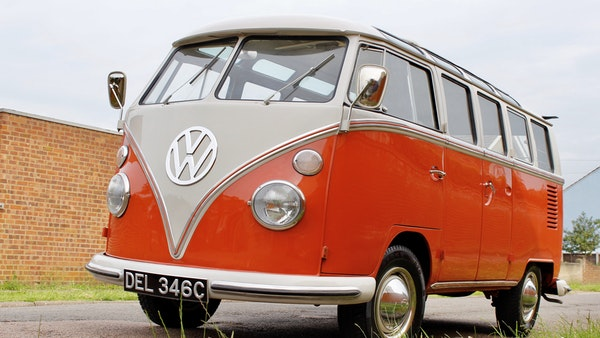 RESERVE LOWERED - 1965 Volkswagen Samba Microbus For Sale (picture 8 of 173)