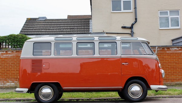 RESERVE LOWERED - 1965 Volkswagen Samba Microbus For Sale (picture 12 of 173)