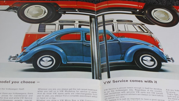 RESERVE LOWERED - 1965 Volkswagen Samba Microbus For Sale (picture 122 of 173)